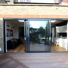 Ashurst Road:  Windows  by IQ Glass UK