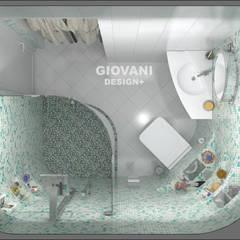 سرویس بهداشتی by Giovani Design Studio