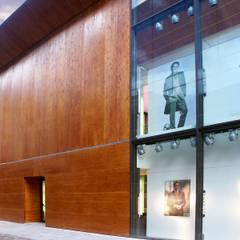 Revestimientio de exterior: Centros comerciales de estilo  de RIBA MASSANELL S.L.
