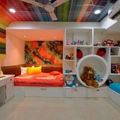 Dormitorios infantiles de estilo  por AIS Designs
