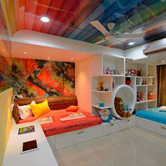 Nursery/kid's room by AIS Designs