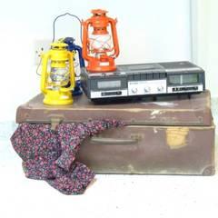 cyprus interiors – bavul dekor:  tarz Yeme & İçme