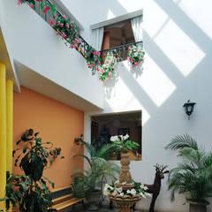 گلخانه توسطExcelencia en Diseño, شمال امریکا آجر