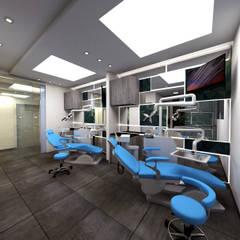 Grupo Odontologico Go2: Clínicas de estilo  por Arquitecto Juan Pablo Fernandes