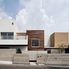 Houses by MAY COMPANY & ARCHITECTS