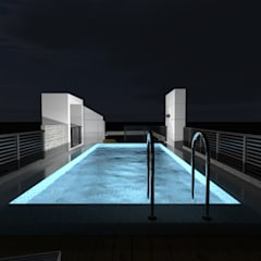 Pool by CHM architect