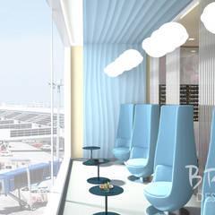 КОММЕРЧЕСКИЕ ПРОЕКТЫ (различные проекты): Аэропорты и морские порты в . Автор – Bricks Design