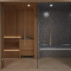 Steam and Sauna Design & Installation.:  Spa by Nordic Saunas and Steam