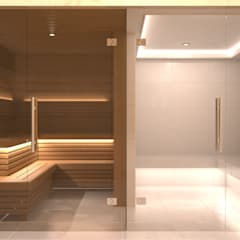 Spa by Nordic Saunas and Steam