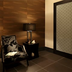 バーバー: 澤山乃莉子 DESIGN & ASSOCIATES LTD.が手掛けたホテルです。