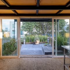 Sala: Salas de estilo  por Windlock - soluciones sustentables,