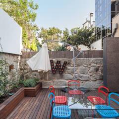 حیاط by Floret Arquitectura