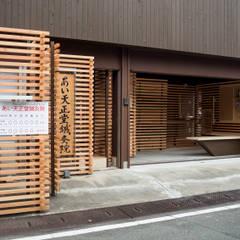 あい天正堂鍼灸院: スズケン一級建築士事務所/Suzuken Architectural Design Officeが手掛けた家です。,