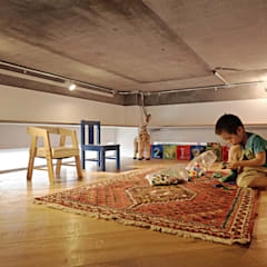 Nursery/kid's room by .8 / TENHACHI