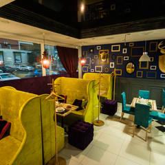 Bars & clubs by Дизайн студия fabrika