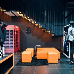 Projeto Comercial | Mini: Concessionárias  por Dubal Arquitetura e Design