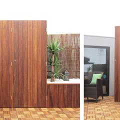 Terraço das Freiras - Remodelação: Terraços  por A2OFFICE