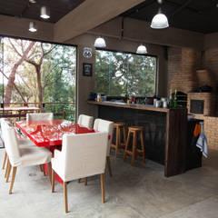 CASA LD: Cozinhas  por Mutabile
