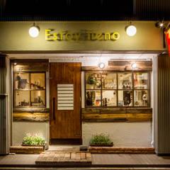 スペイン料理 Estoy lleno: TOが手掛けたレストランです。,インダストリアル