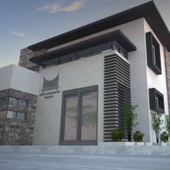 مكتب عمل أو دراسة تنفيذ Acrópolis Arquitectura