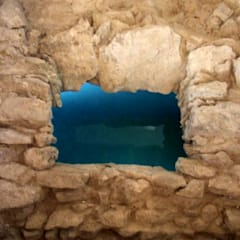 mediterranean Wine cellar by Ad'A