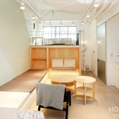 Study/office by 홍예디자인,