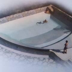 Piscina de arena Catálogo: Piscinas de estilo  de Piscinas de arena