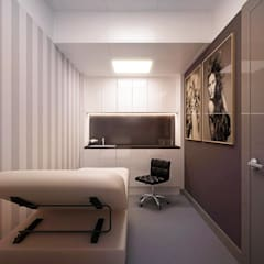 GlamVie. Salon: Кабинеты врачей в . Автор – KAPRANDESIGN