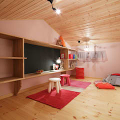 scandinavian Nursery/kid's room by dwarf