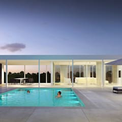 Architectural 3D Renderings from Pred Solutions:  Pool by Pred Solutions