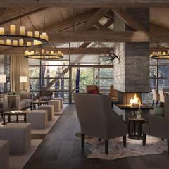 Restaurant bei München: klassischer Weinkeller von winhard 3D