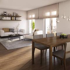 اتاق غذاخوری توسطwinhard 3D, مدرن