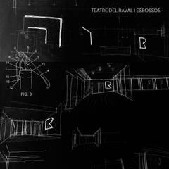 Teatre del Raval, Gandia - Bocetos: Salones de eventos de estilo  de estudio calma