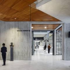 Laurenskerk Alkmaar:  Mediakamer door Baars & Bloemhoff,