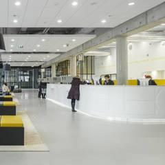 Laurenskerk Alkmaar:  Mediakamer door Baars & Bloemhoff