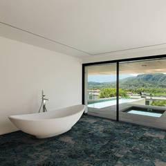 Yo2 Tiles (Fliesen) von yoyo-designs:  Hotels von vanHenry interiors & colours