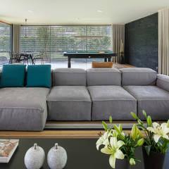 AM 2014 - Fão: Salas de estar  por INAIN Interior Design ,Moderno