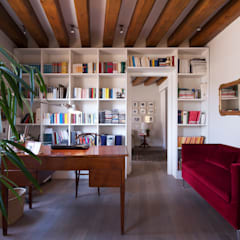 Study/office by cristina mecatti interior design