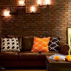 Интерьер с Характером: Стены в . Автор – Dinastia Designs