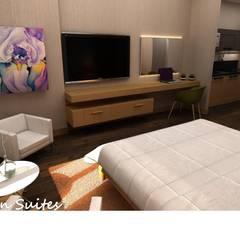 CCT INVESTMENTS – CCT 163 Project inEsenyurt: modern tarz Yatak Odası