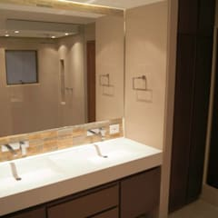 Baño Principal : Baños de estilo  por MARECO DESIGN S.A.S