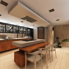Vivienda: Cocinas de estilo clásico por SOLIDO SLD