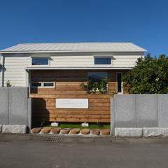 K restraunt リノベ: 祐成大秀建築設計事務所が手掛けたレストランです。