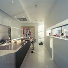 Engelman Architecten BV Modern kitchen