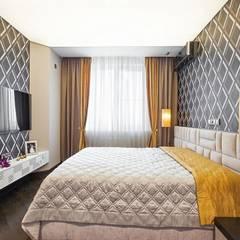 Baños de estilo  por Alena Gorskaya Design Studio, Minimalista