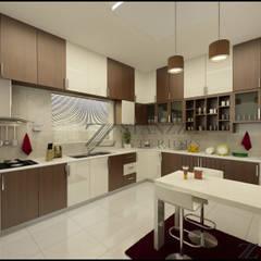 Nizar, Manilala:  Kitchen by stanzza