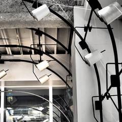 Centre d'expositions industriels par (株)グリッドフレーム Industriel
