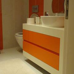 Bathroom by STİLART MOBİLYA DEKORASYON İMALAT.İNŞAAT TAAH. SAN.VE TİC.LTD.ŞTİ.,