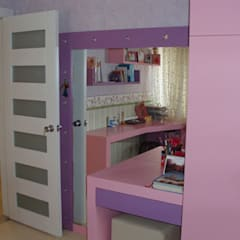 Nursery/kid's room by STİLART MOBİLYA DEKORASYON İMALAT.İNŞAAT TAAH. SAN.VE TİC.LTD.ŞTİ.,