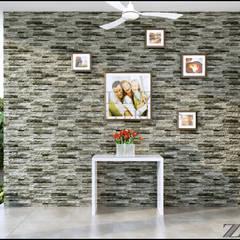 Liju Cherian:  Walls by stanzza ,Modern